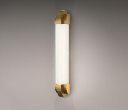 Art deco linear sconces - Model 521 A