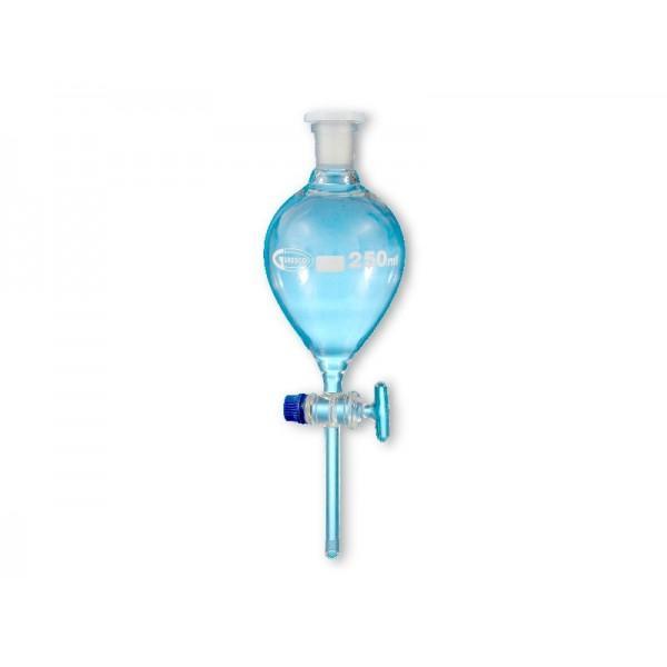 Ampoules à décanter en verre borosilicaté - null