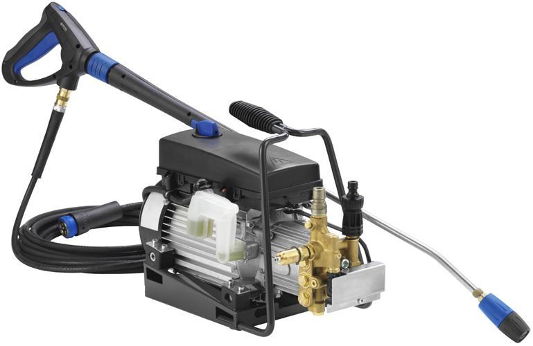 NILFISK SC UNO 4M - Nettoyeurs haute pression eau... - Nettoyeur haute pression portable pouvant également être utilisé en mode...