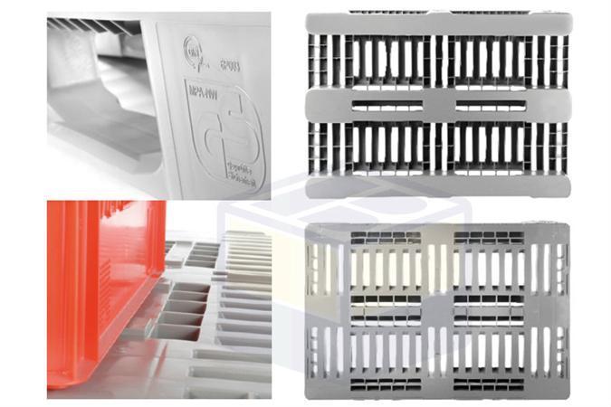 Palettes plastiques - PB-H1