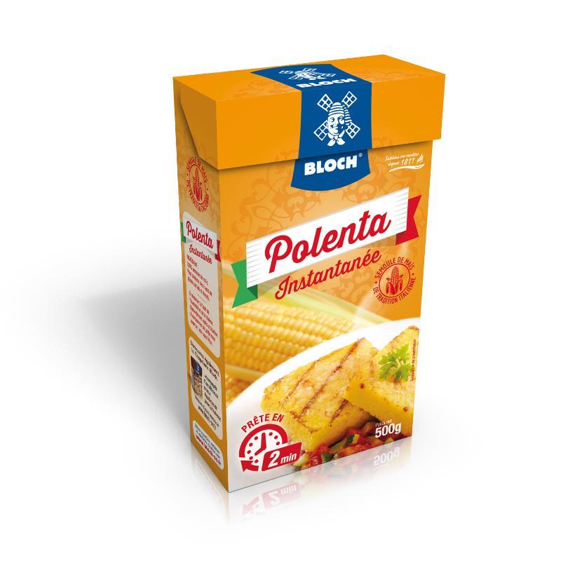 Polenta Bloch Société Nouvelle