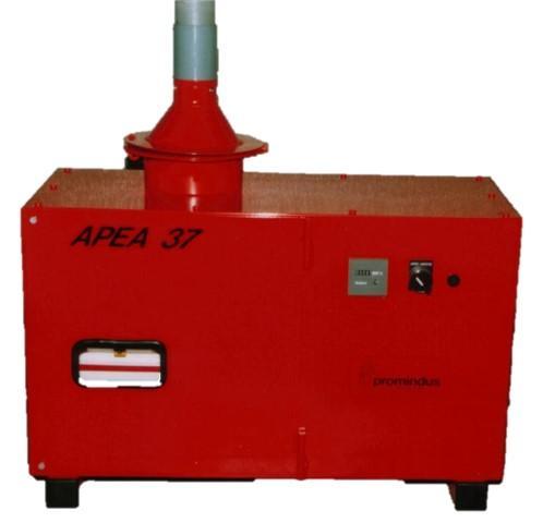 Appareil de prélèvement d'air - Débit élevé - APEA Nucléaire