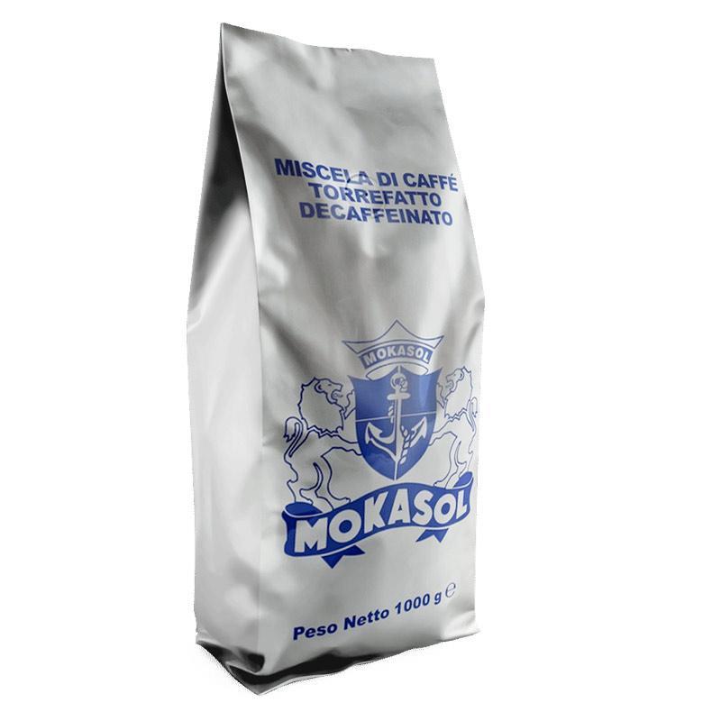 Decaffeinato - Premium Decaffeinated Coffee Blend (50% Arabica / 50% Robusta)