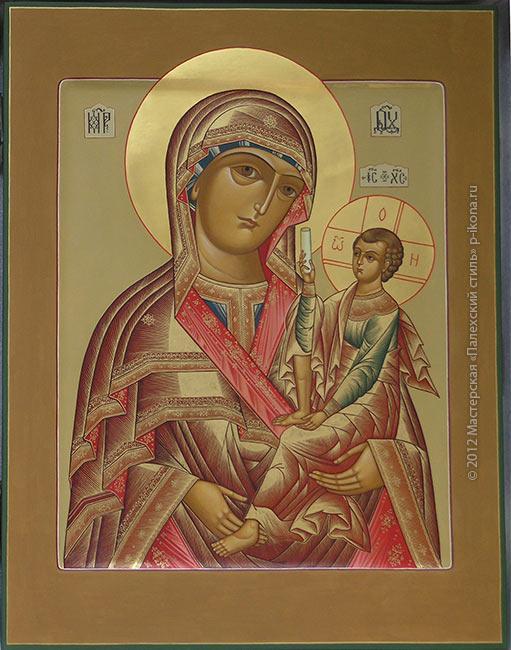 Theotokos from Shuisko-Smolensk - null