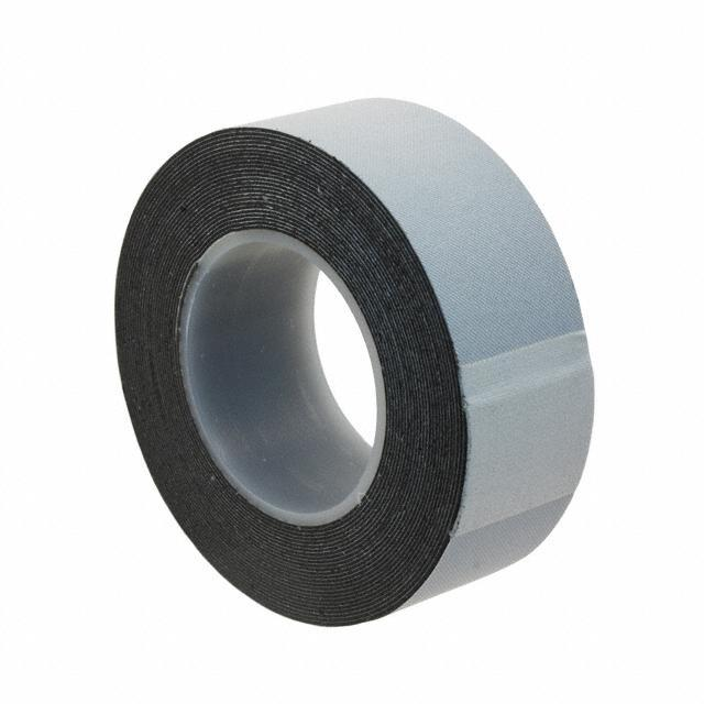 SHRINK TAPE BLK 1IN X 16FT - Daburn Electronics ST250-1 BLK