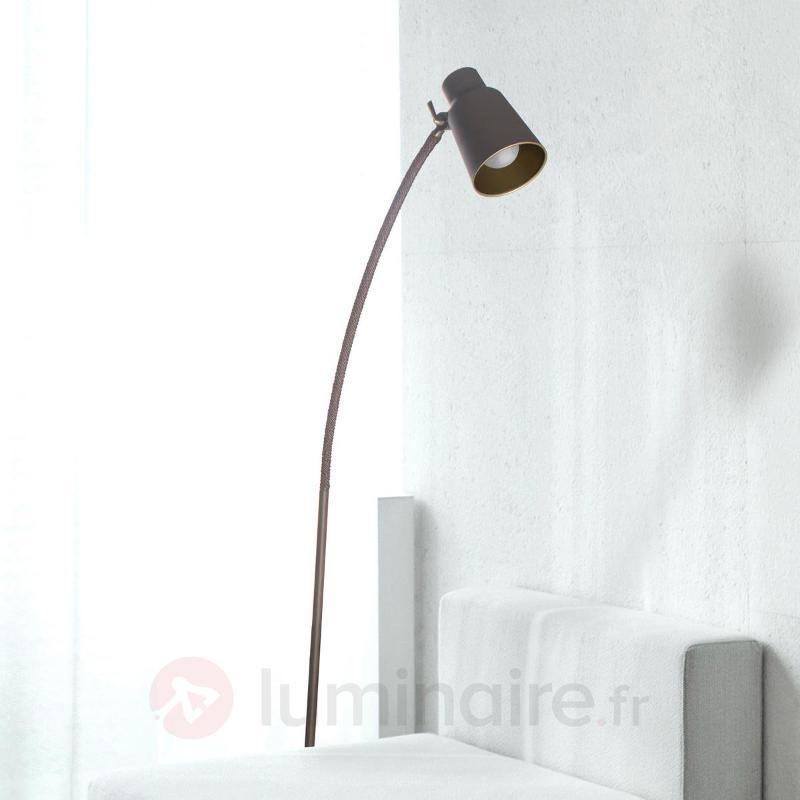 Lampadaire gracile Funk - Lampadaires rustiques