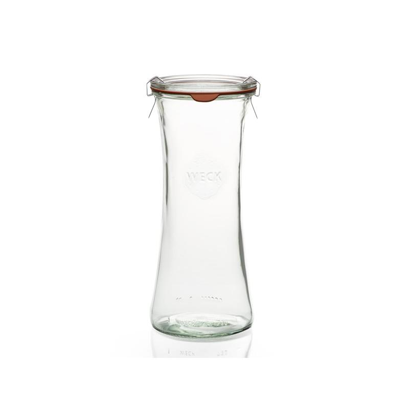 6 vasi in vetro WECK Bobine® 700 ml