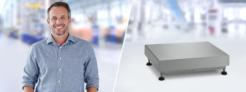 Weighing Platforms Midrics ® - Tisch- und Bodenwaagen