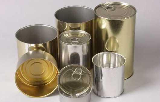 Жестяная тара для пищевых продуктов - Жестяная упаковка для консервной пищевой продукции