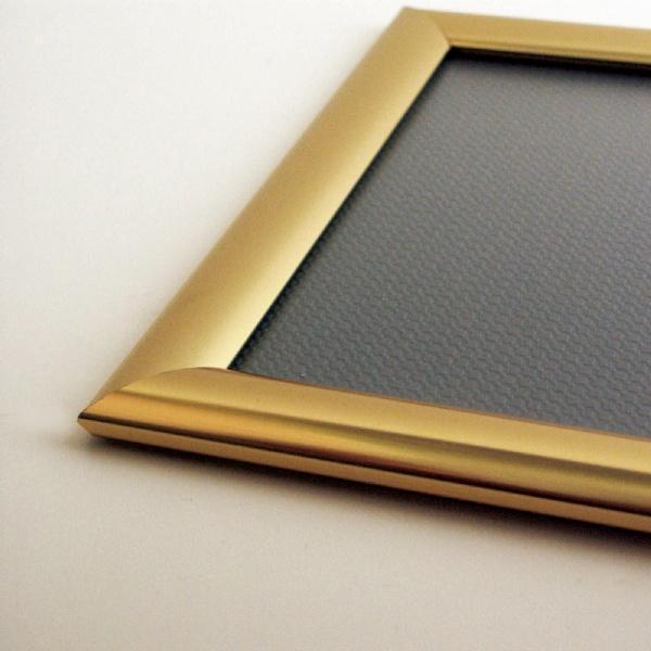 Click Frames - Cadre click bord 25 mm Look Or
