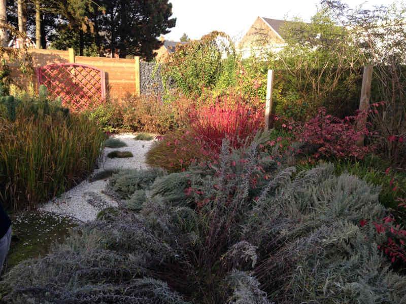 Design & création de jardins - Service