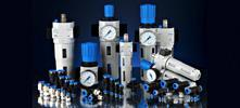 Wartungsgeräte Druckluftaufbereitung, Zubehör - Drucklufttechnik