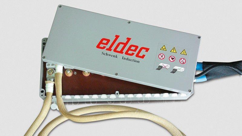 Generadores MICO-M - MICO-M: calentamiento y temple inductivos en un contenedor de energía móvil