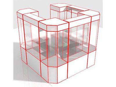 Exhibition equipment -