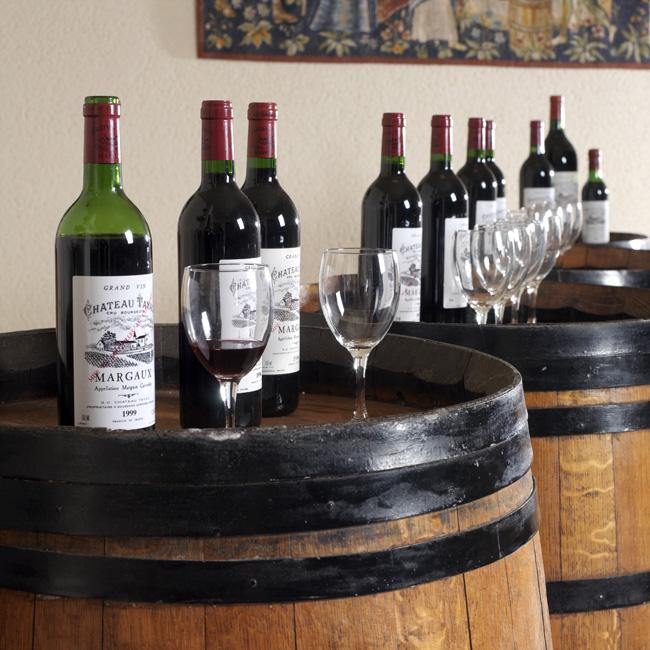 Vins - Rouges - CHATEAU TAYAC 2006