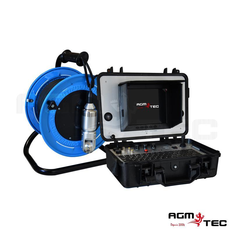 Verticam® – Caméra d'inspection verticale - Caméra forage