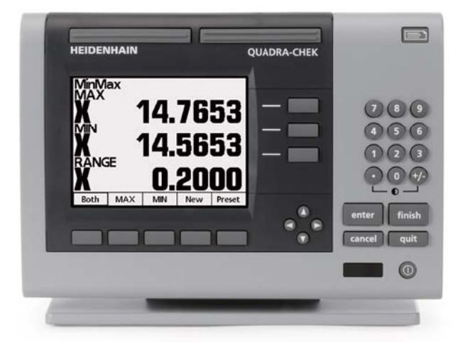 Evaluation Electronics - ND 1100 QUADRA-CHEK - Evaluation Electronics - HEIDENHAIN, ND 1100 QUADRA-CHEK