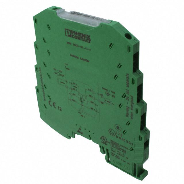 3-WAY ISOLATING AMP 0-10VDC - Phoenix Contact 2864684