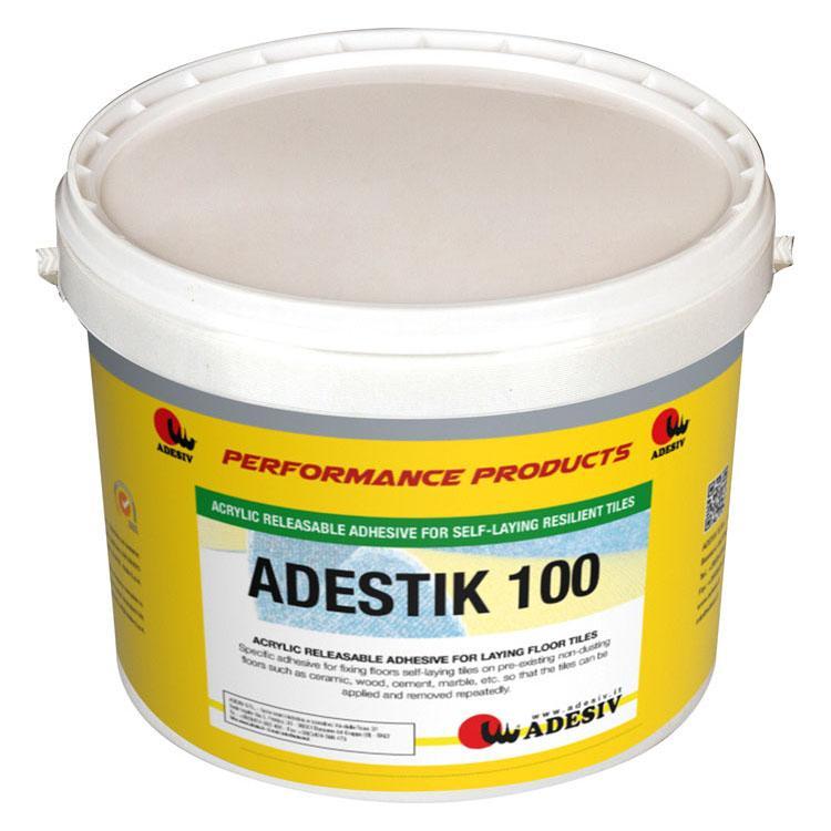 Adestik 100 Adesivo Acrilico Per Auadrotte Autoposanti - null
