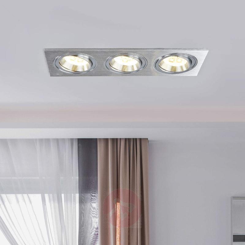 Minar LED Built-In Light Die-Cast Aluminium - Recessed Spotlights