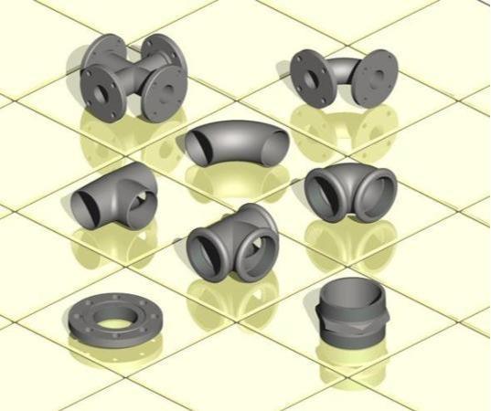 Piping Design - Logiciel Tuyauterie Industrielle, Plans Isométriques