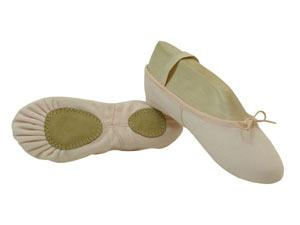 Leather Ballet shoes - Dancing shoes