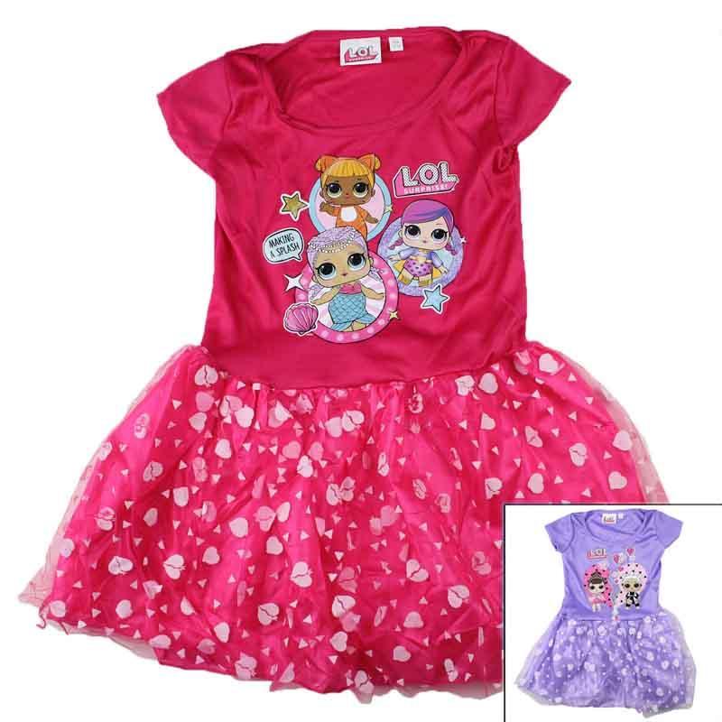 Manufacturer kids dress LOL Surprise - Dress