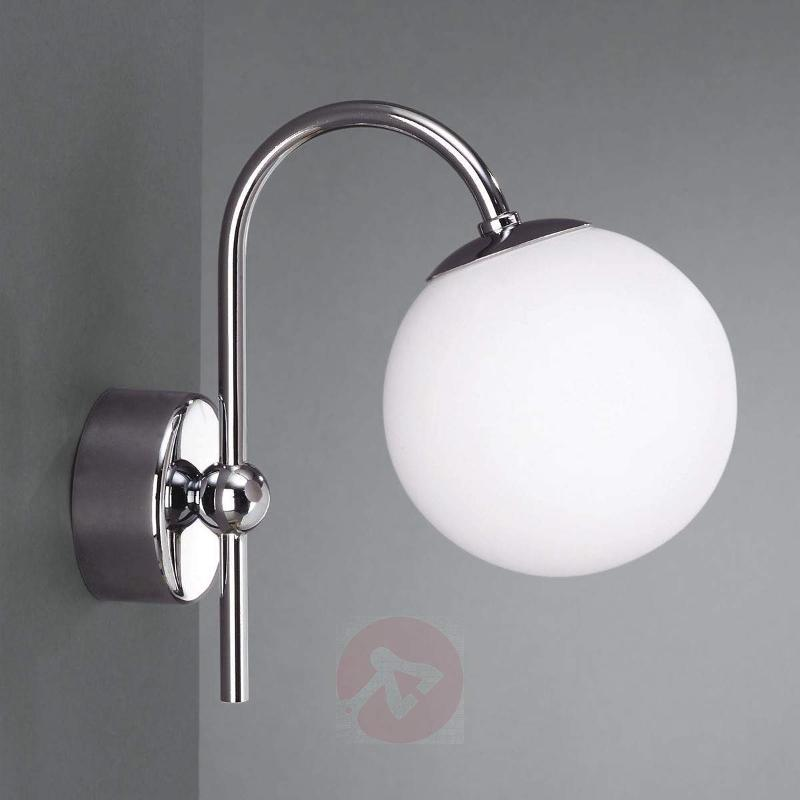 Select bathroom wall lamp Crystal Ip44 - Wall Lights