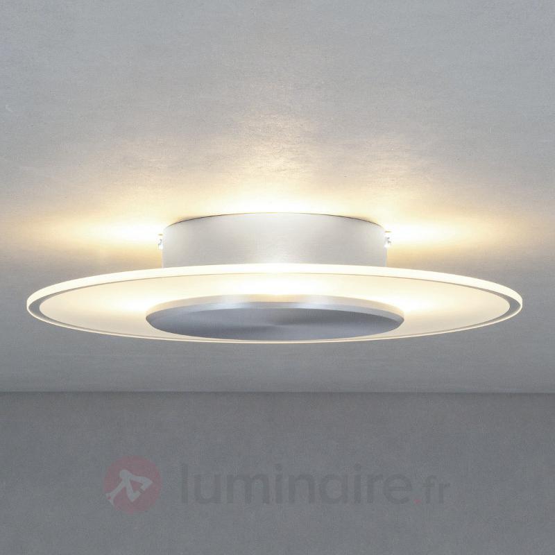Plafonnier LED esthétique Dora variable - Plafonniers LED