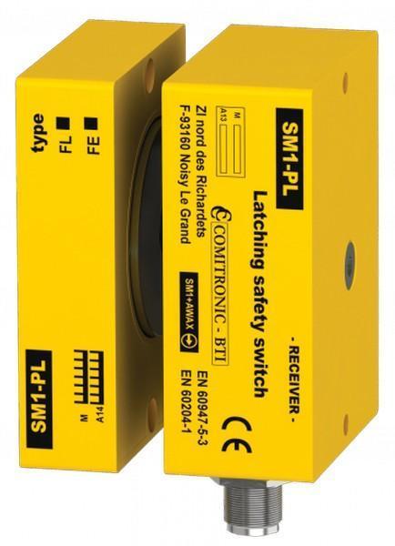 Verrouillage commandé électromagnétique de sécurité avec force 580 N - SM1