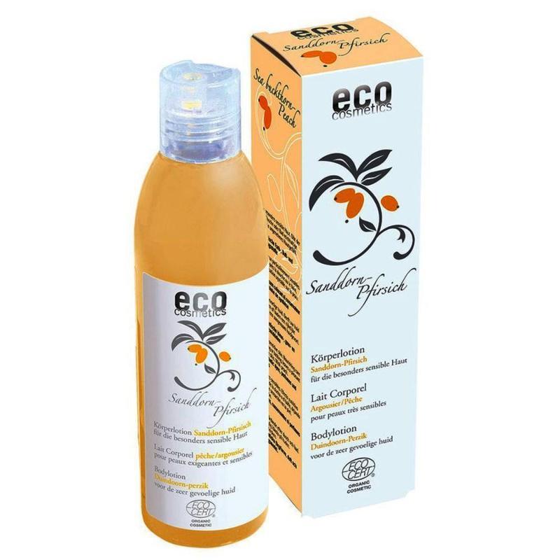 ECO Körperlotion Sanddorn Pfirsich 200ml - null