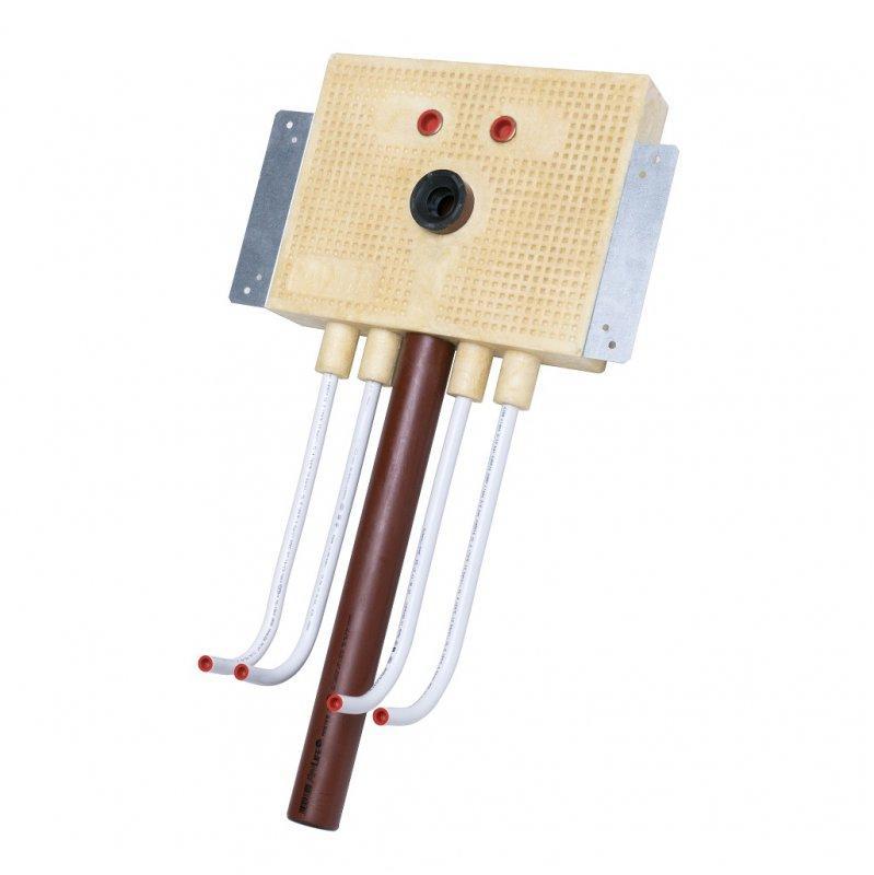 Waschtisch-Montagebox 25-WTZ-T - SANHA®-Box Waschtisch-Montagebox 25-WTZ-T