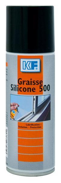 Graissage - GRAISSE SILICONE 500