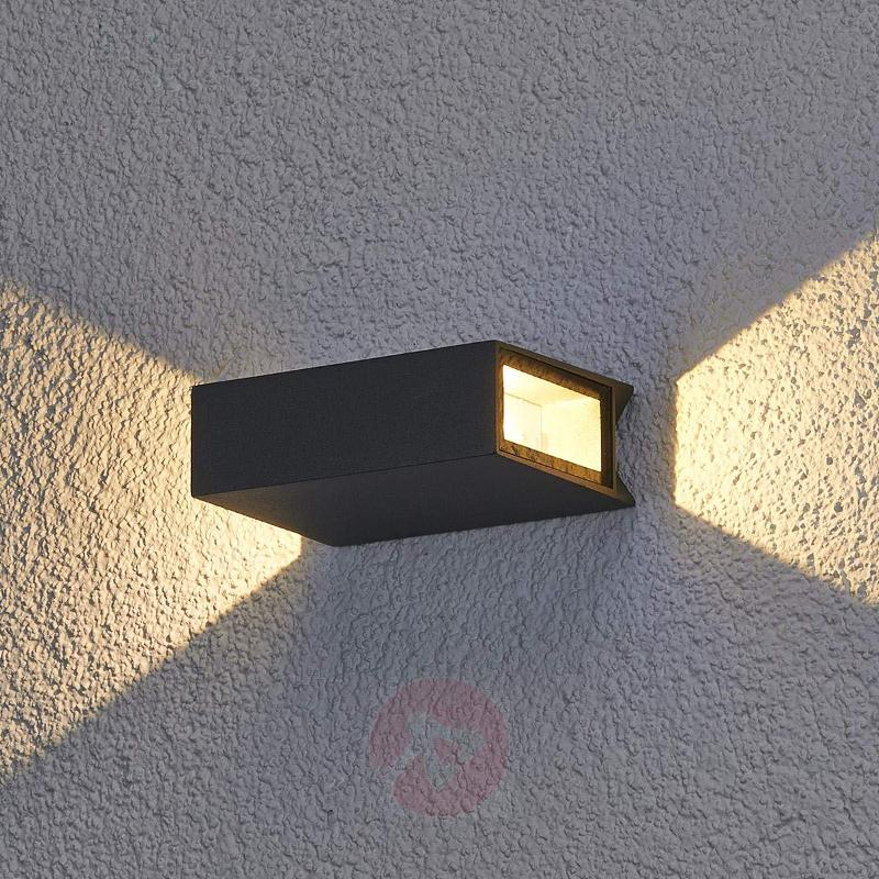 Maisie - LED outdoor wall light made of aluminium - Outdoor Wall Lights