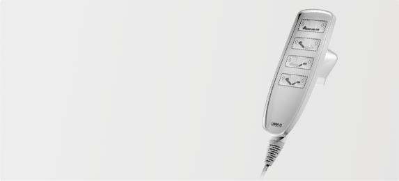 Commandes - Télécommande HB80