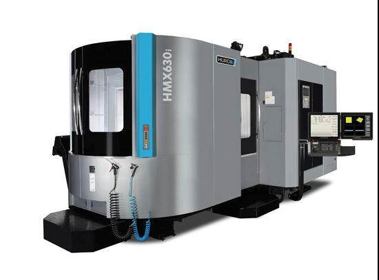 Horizontal-4-Axis-Machining-Center - HMX 630i - Power and unbeatable value - the ideal machine for medium sized 4-axis parts