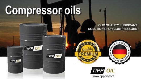 TIPP OIL - Kompressoröle -