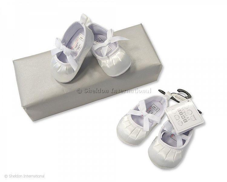 Baby Christening Shoes Girls - 812 - Baby Shoes