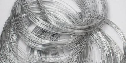 Metalização - Fios de Zinco (Zn) e Zinco-Alumínio (ZnAl) para metalização
