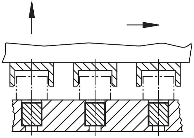Aimant cylindrique en AlNiCo avec diamètre extérieur calibré - Aimants