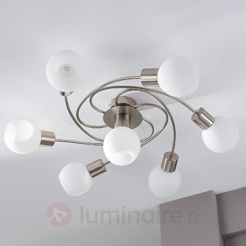 Plafonnier à LED harmonieux Ciala - Plafonniers LED