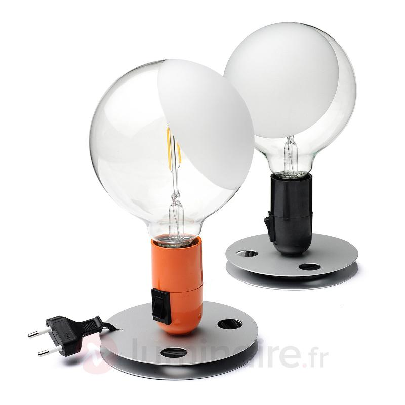 Lampe à poser design LED minimaliste Lampadina - Lampes à poser designs
