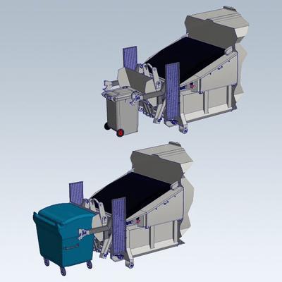 Bin Tipplers / Bin Lifter - Our products