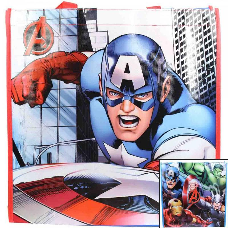 24x Sacs shopping Avengers 38x38x12 - Sac et Sac à dos