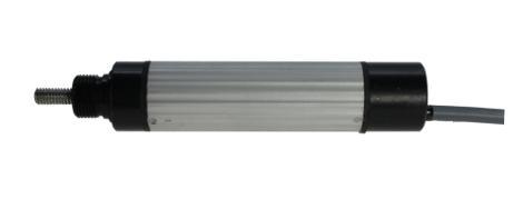 Wegaufnehmer 4mm - Wegaufnehmer Baureihe WPL - LH - SGZ mit Gewinde M4 im Endstück -...