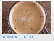 EN-CAS HYPERPROTEINES ET HYPOCALORIQUES A RECONSTITUER - Boissons sucrées