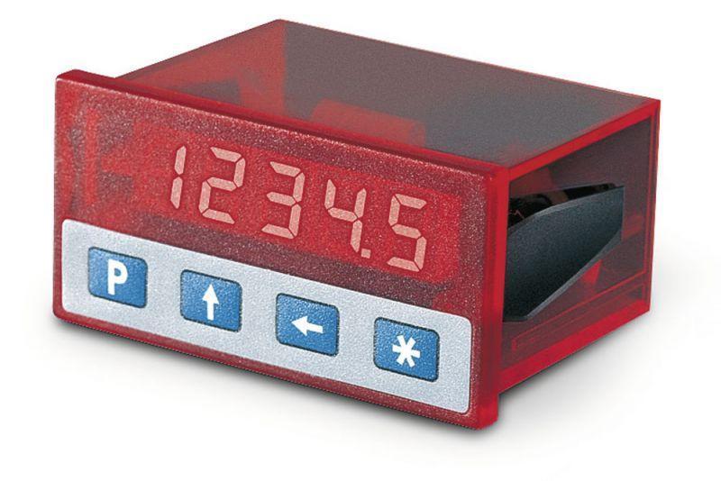 测量显示器 MA506 - 测量显示器 MA506, 增量式,LED 显示屏,显示精确度 10 μm