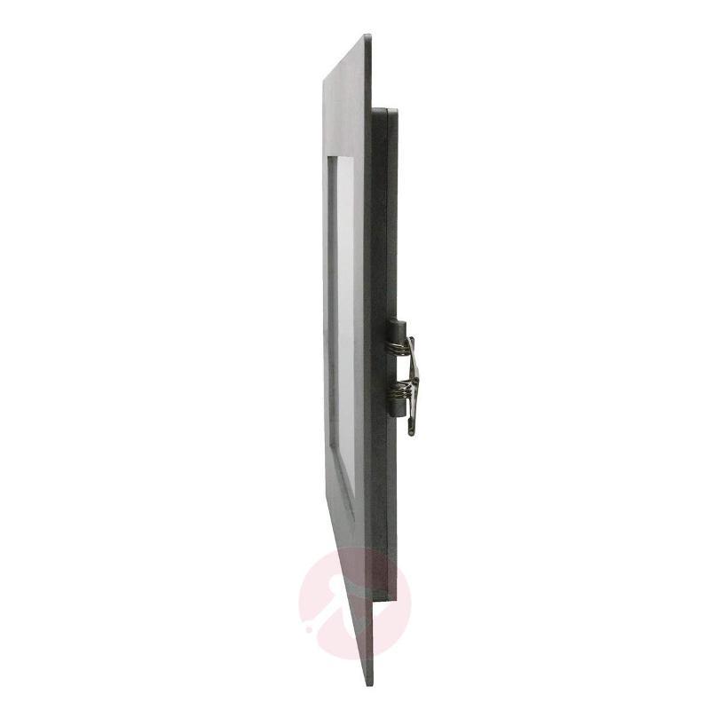 IP code IP44 - Justus LED panel, rectangular - Technical Lighting