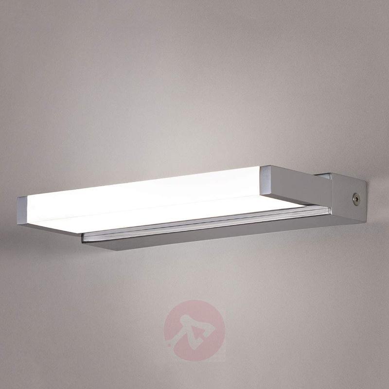 LED wall light Lennard, 22 cm - Wall Lights