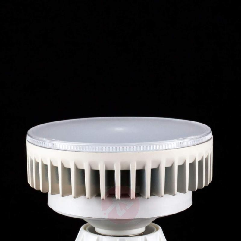 GX53 7W LED lamp with 700lm - warm white - light-bulbs